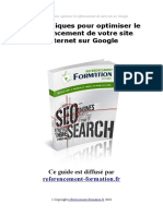 eBook Referencement