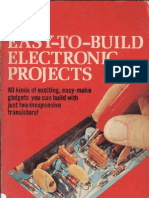 40 Easy-To-Build Electronic Projects Kneitel