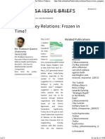 India-Turkey Relations_ Frozen in Time_ _ Institute for Defence Studies and Analyses
