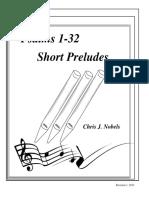 Psalms 1 32 Preludes Rev1