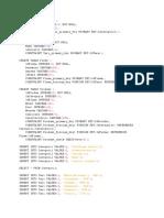 MySQL Proiect