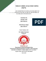 PSSE Report