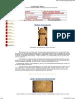 Seiglie Mario - Arqueologia Biblica