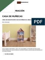 B+D Perú - Casa de Muñecas