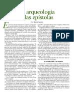 Seiglie Mario - La Arqueologia y las Epistolas.pdf