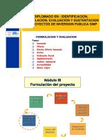 161power Point Formulacion y Evaluacion de Proyectos de Inversion Publica