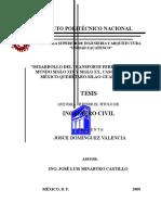 desarrollo ferroviario de mexicano análisis y desarrollo revolucionario