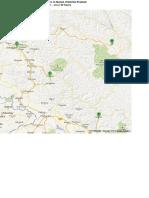 Manali, Himachal Pradesh to Manali, Himachal Pradesh - Google Makps