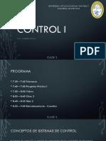 Control I(2) - 2T