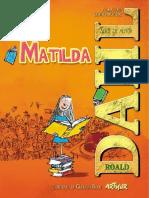 Roald Dahl - Matilda.doc