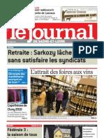 Le Journal 9 Septembre 2010