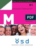 oesd-b1-modelltest
