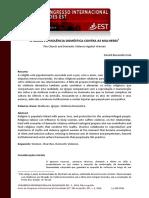 A IGREJA E A VIOLÊNCIA DOMÉSTICA CONTRA AS MULHERES.pdf