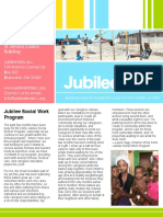 Jubilee Kids Newsletter June 2018