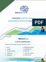 iNeuroBrain plan de compensacion en español