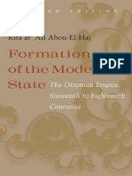 Rifa'at Abou-El-Haj, Formation of the Modern State; The Ottoman Empire Sixteenth to Eighteenth Centuries-Syracuse University Press (2005)