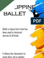 Philippine Ballet