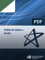 Pratica de leitura e escrita português brasileiro