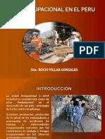 Salud Ocupacional en El Peru 1a