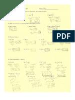 6.4-6.7 Study Guide Key