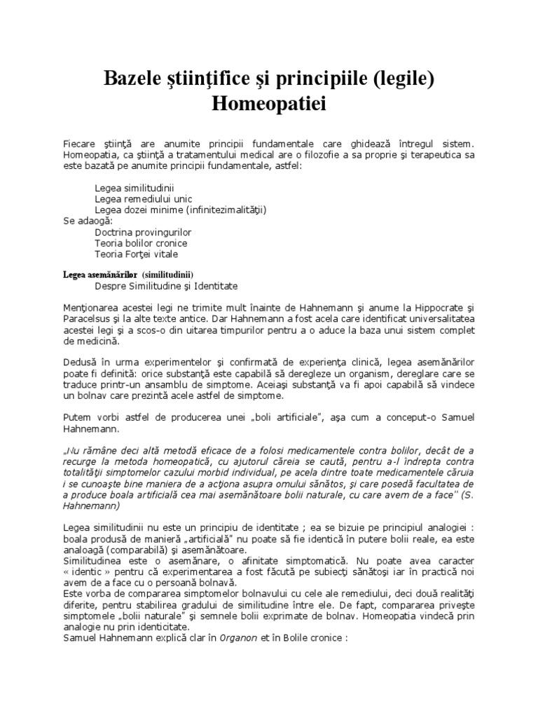 Homeopatia: Tratamentul homeopatic pentru impotenta