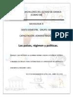 Los paises, regimen y politicas..docx