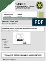 Ppt 2 Bioreaktorpolan Juwai