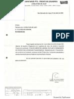 Proyecto Ley Cupo Trans Jujuy
