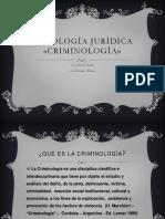 Psicología jurídica-criminologia