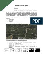 Fragmentación Del Paisaje (Ejercicio 1)