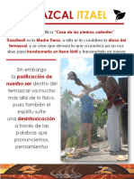 Intinerario Temazcal Itzael (1)