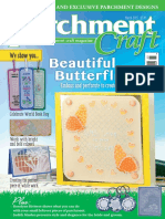 Parchment Craft Magazine March 2015
