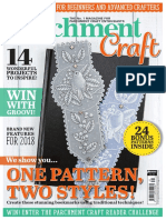 Parchment Craft January 2018