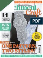 Parchment Craft January 2018