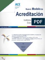 2. Estandares Del Nuevo Modelo IEES
