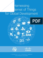 Harnessing-IoT-Global-Development by ICT and CISCO