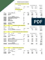 Analisis de Precios Unitarios Rev1 2