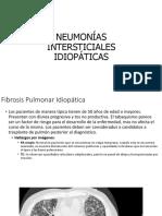 Neumonías Intersticiales Idiopáticas.pptx