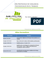 Presentacion Resumen Actualizacion Protocolo Psicosocial