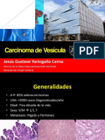Cáncer de Vesícula Biliar - Clínica Internacional