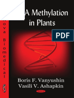 DNA Methylation in Plants