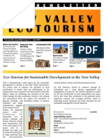 Newsletter New Valley Ecoturism n.1