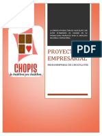 Proyecto Chocolates