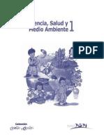 Ciencias Primer grado - Guía Metodológica - Colección Cipotas y Cipotes