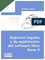 Aspectos legales y de explotacion del software libre - Parte II_.pdf