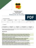 Evaluación de Dedb