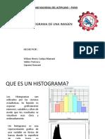 Histograma de Una Imagen