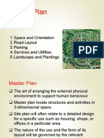 5 Site Layout and Development