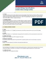 Prefabricated Bridge Specifications-ASD