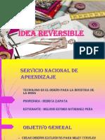 Sketchbook Idea Reversible